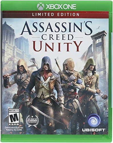 Assassin's Creed Unity Limited Edition - Xbox One for $6.95 Only