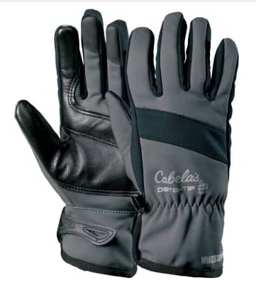 Cabela's Women's Data-Tip WindStopper Gloves (with free shipping) $4.88