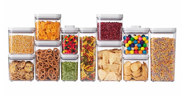 OXO SoftWorks 12-piece POP Container Set $65 at Costco