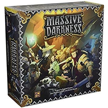 Massive Darkness Board Game $85 Shipped for Prime Members