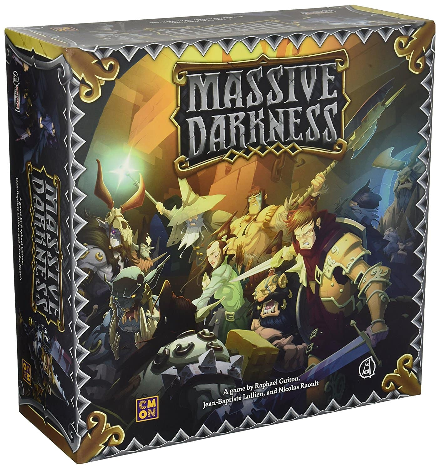 Massive Darkness Board Game 40% off, only $72 shipped for prime members