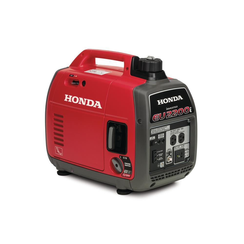 Honda 2200i inverter generator $599 @ Home Depot - YMMV