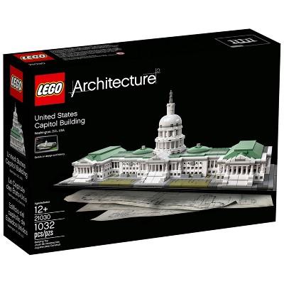 LEGO Architecture United States Capitol Building 21030 $74.99