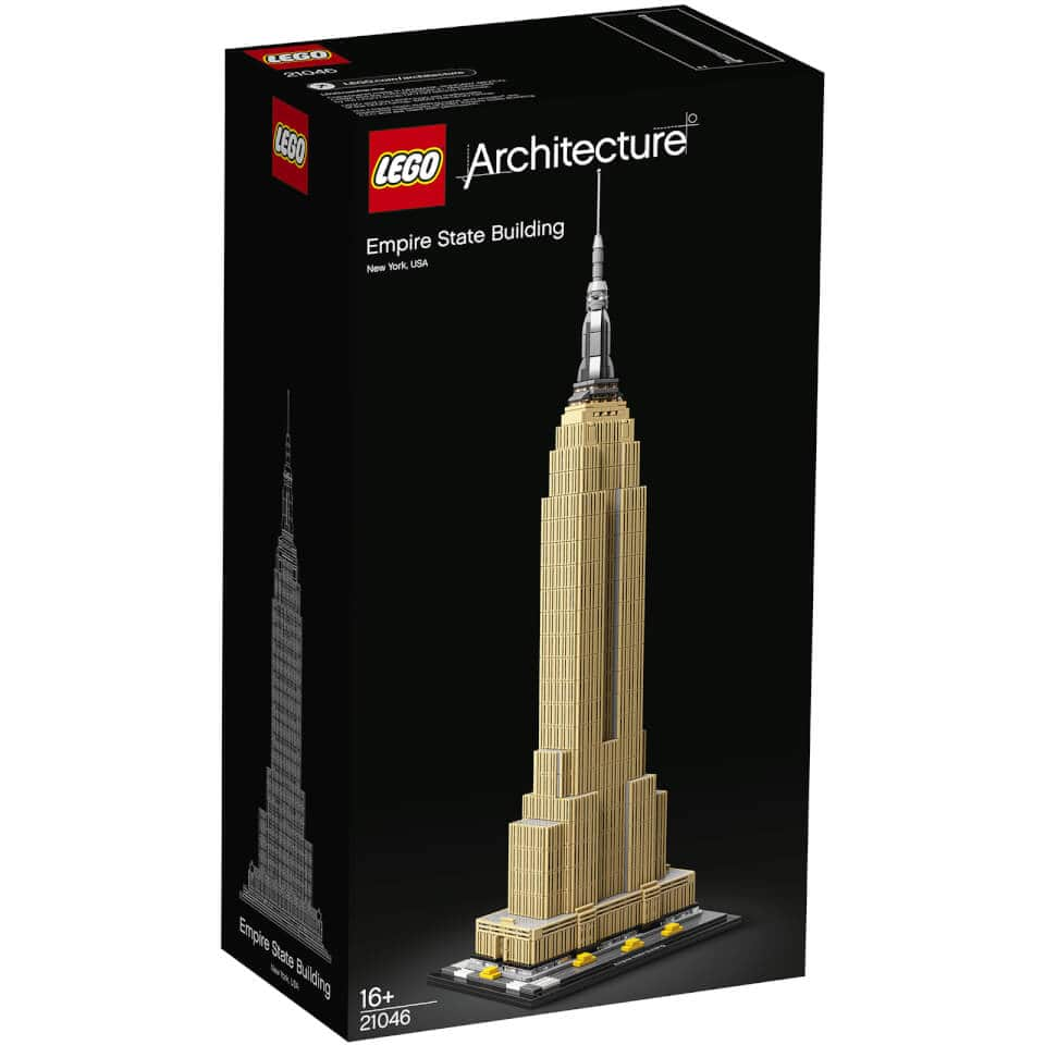 LEGO Empire State + The White House $179.99