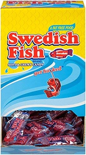 Save $3 on Swedish Fish Gummy Candy - Original, Individually Wrapped, 240 Count 10.99