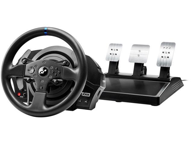 Thrustmaster T300 RS GT Racing Wheel + Gran Turismo Sport - Limited Edition - PlayStation 4  $285.98 @ Newegg YMMV