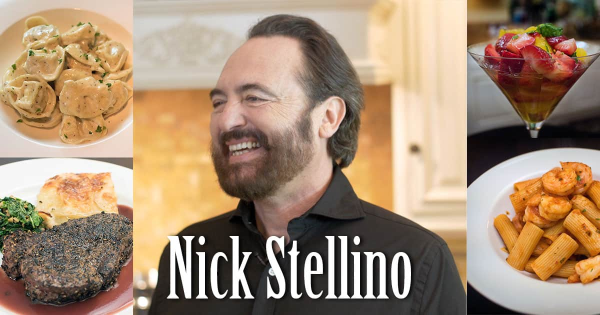 Nick Stellino - 'Cooking With Friends 2' e-Book PDF FREE!!