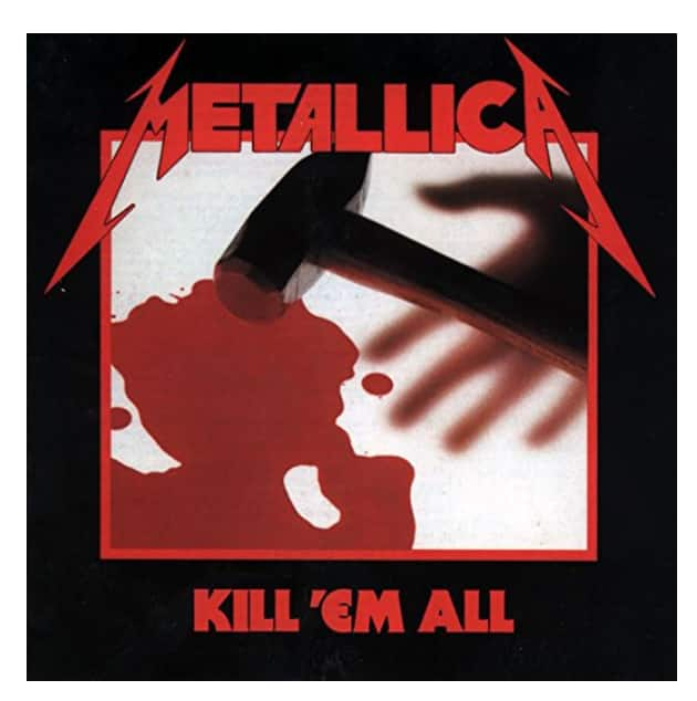 [Amazon] Metallica - Kill 'Em All @ $10.73 (new low)