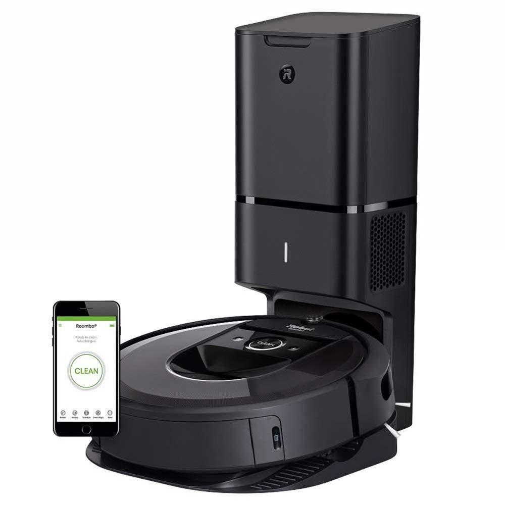 iRobot Roomba i7+ (7550) Robot Vacuum $769.99