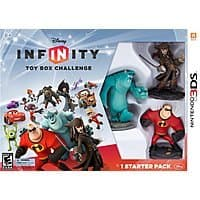 Best Buy Deal: Bestbuy.com Disney Infinity Toy Box Challenge Starter Pack - Nintendo 3DS $17.99 (Reg $59.99)