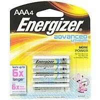 Best Buy Deal: BestBuy.com Energizer Lithium Batteries Clearance - 60% Off (Online Only)