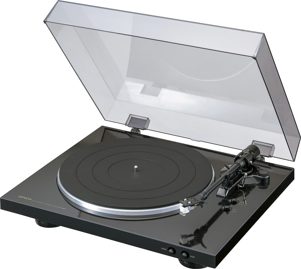 Denon DP-300F Fully Automatic Analog Turntable $200 at Best Buy. Free shipping $199
