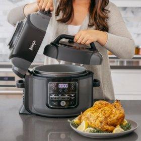Today Only 8/3/2019 @ both Costco & SAMS club Ninja Foodi TenderCrisp Pressure Cooker OP305