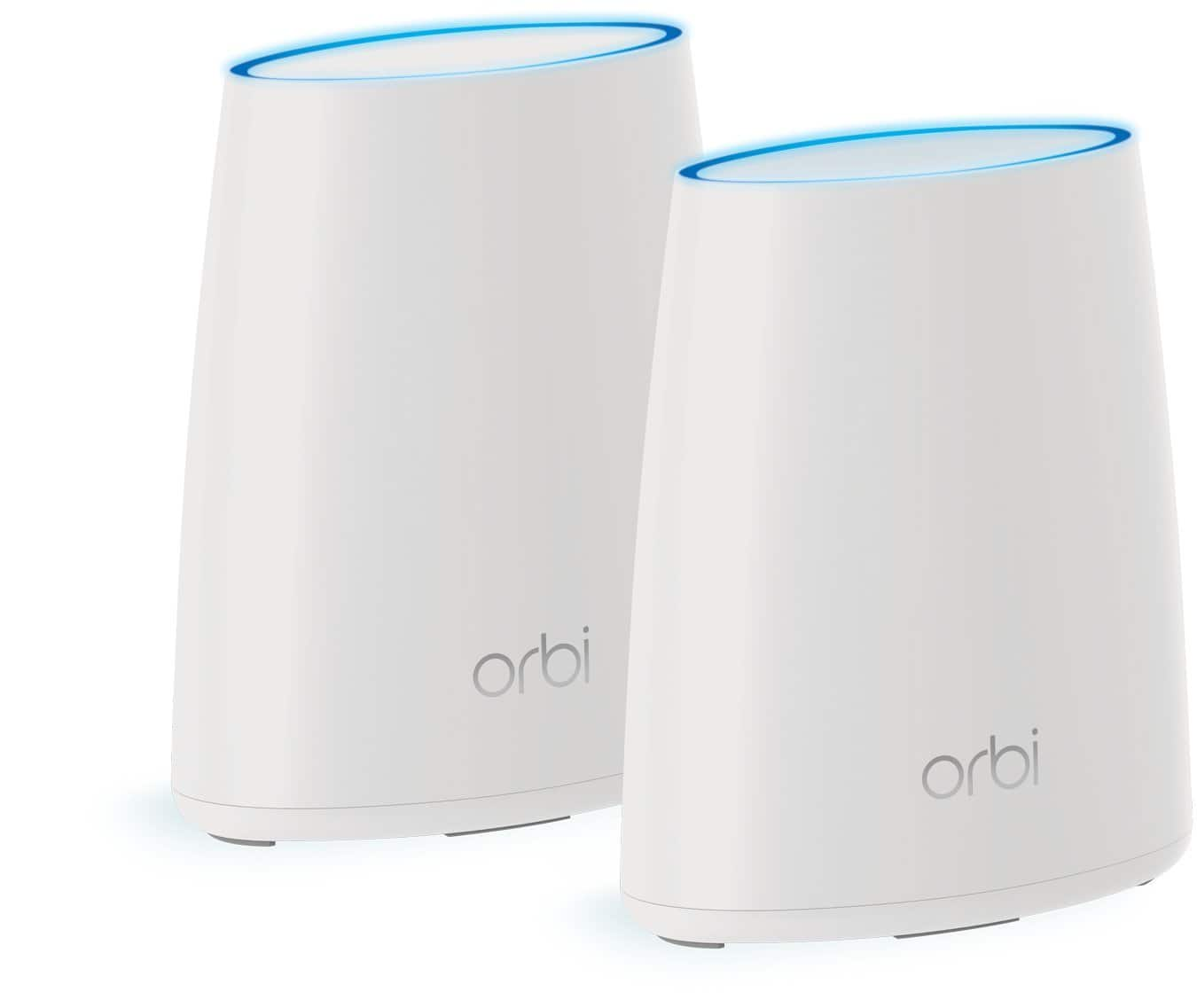 Use Promo Code 40OFFORBI on Amazon.com for $40 Off Orbi RBK40 & RBK50 Home WiFi Systems