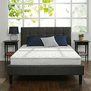 Zinus 8 Inch Hybrid Green Tea Foam and Spring Mattress (Full) $65.98 + Free S&H