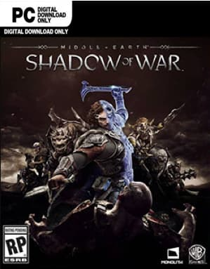Middle-earth: Shadow of War PC + DLC - $29.49 or Less @ CDKeys
