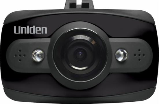 Uniden - DCAM Dash Camera - Black $29.99