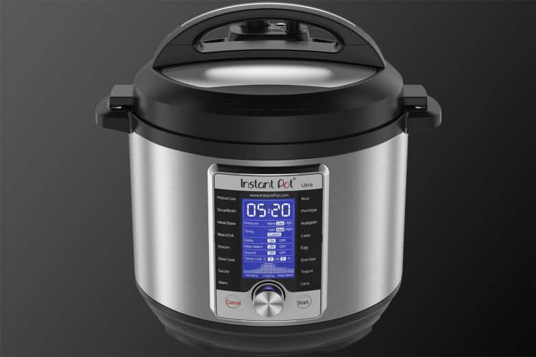 Instant Pot Ultra 8 Qt 10-in-1 $115.99