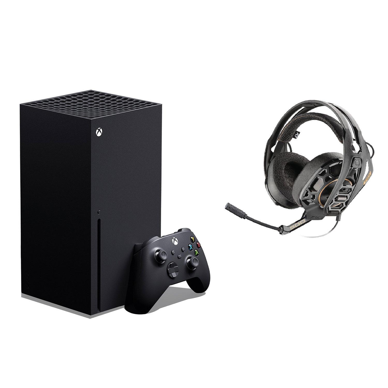 Xbox Series X Bundle with RIG 500 PRO HX Headset $559.98
