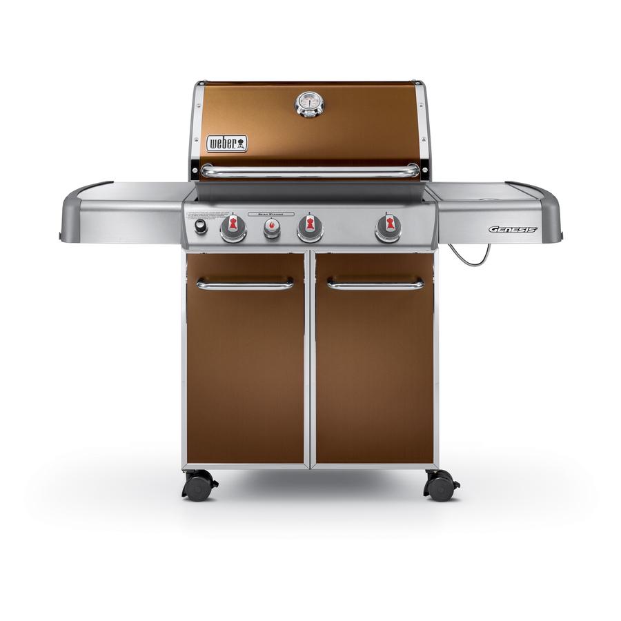 Weber Genesis E-330 in Copper $449 @ Home Depot (Clearance) YMMV ...