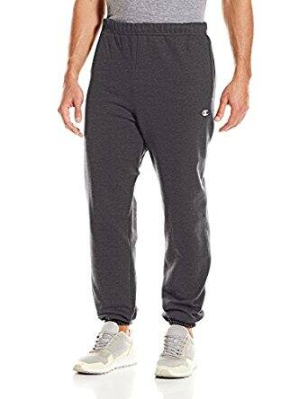 Champion Reverse Weave Sweatpants - Amazon $17.93