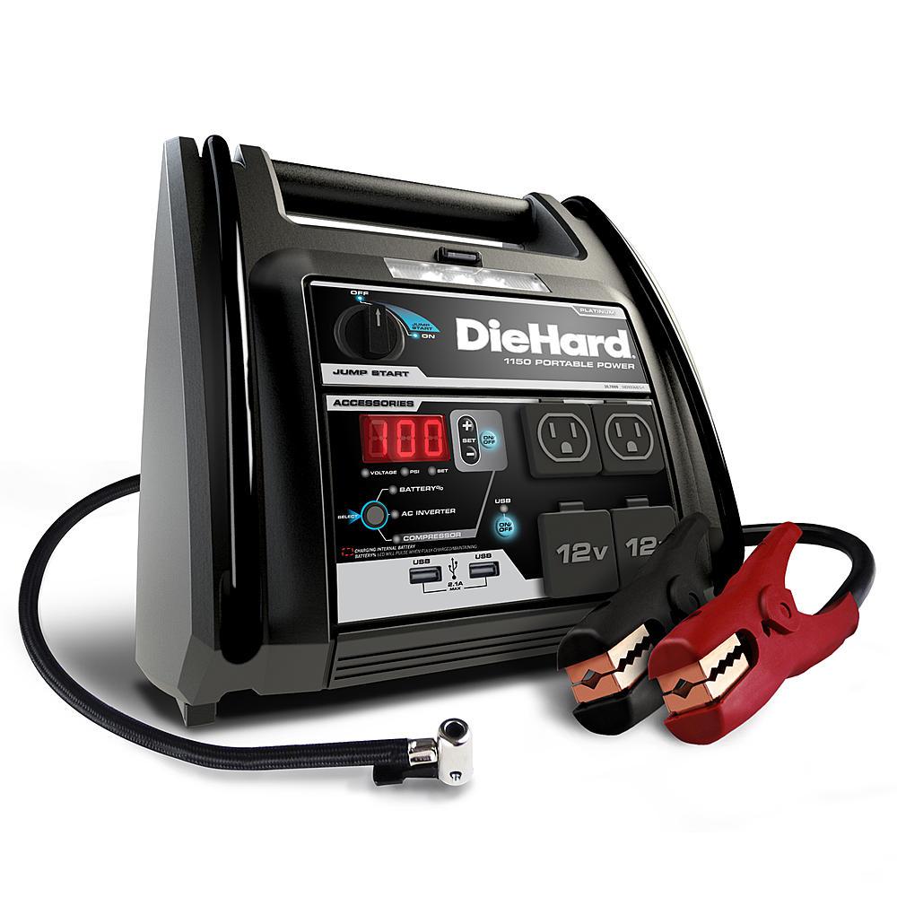 DieHard Platinum Portable Power 1150 - $120 and $18 in SYW rewards