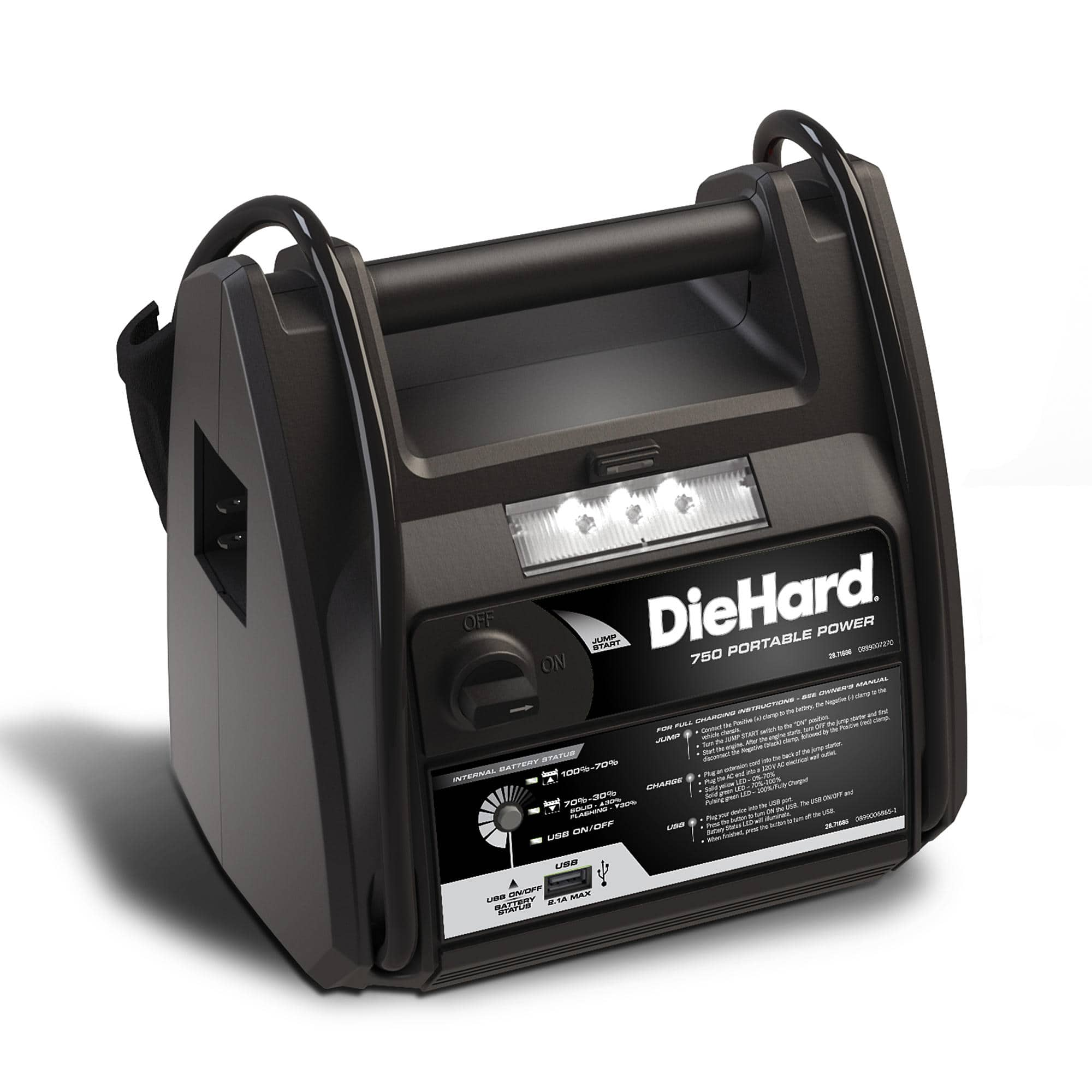 DieHard Portable Power 750 Charger - $60 + $9 in SYW Rewards
