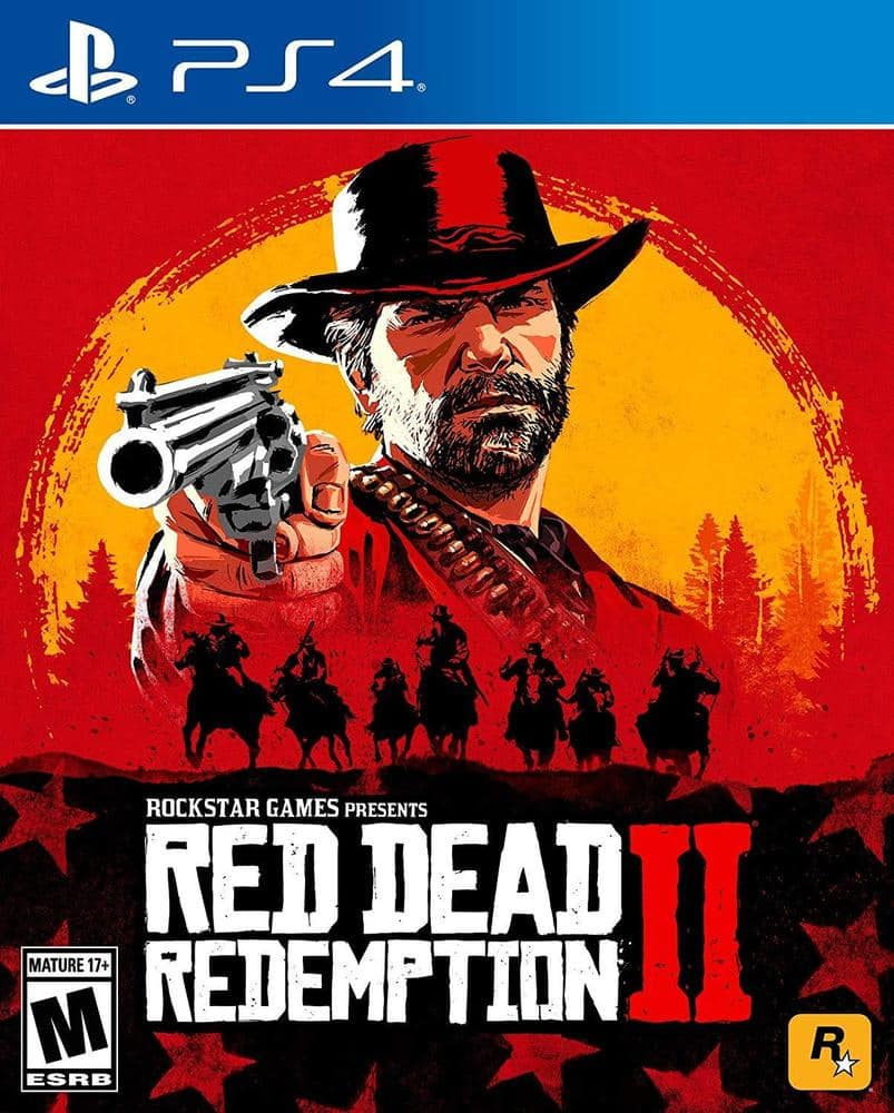 Red Dead Redemption 2 (PS4) BRAND NEW - $48.99 + Free S/H