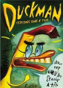 Rare - Duckman DVD Season 1 and 2 for $2.99 @ Dollar General