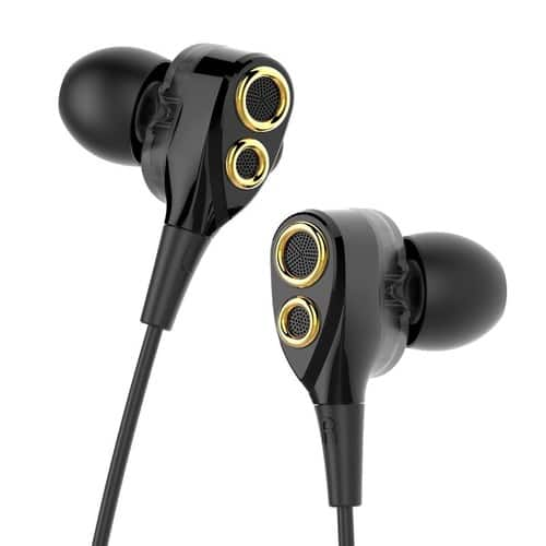 UiiSii DT200 In-Ear Headphones(Amazon's choice) $16.99
