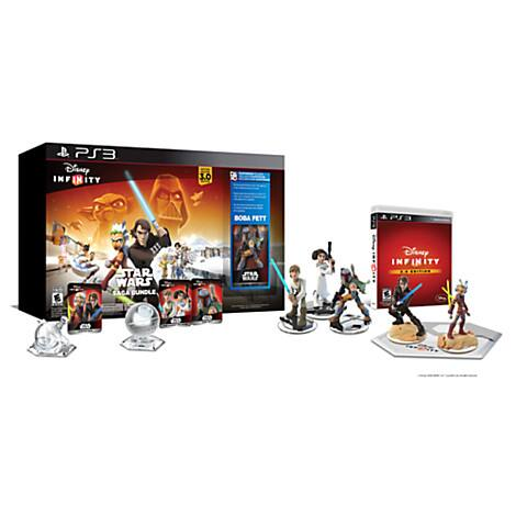 PS3 and PS4 Disney Infinity Star Wars Starter Pack Bundle -- $57.50 + Shipping