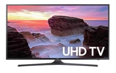 55 Inch Samsung 4k UHD TV (55MU6300) for 579.99 (includes 225 promo code) $579.99