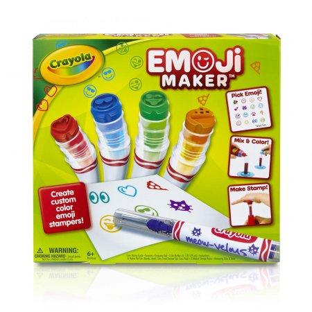 Crayola Emoji Maker Stampers was $19.97  Now  $2.00  Walmart  YMMV
