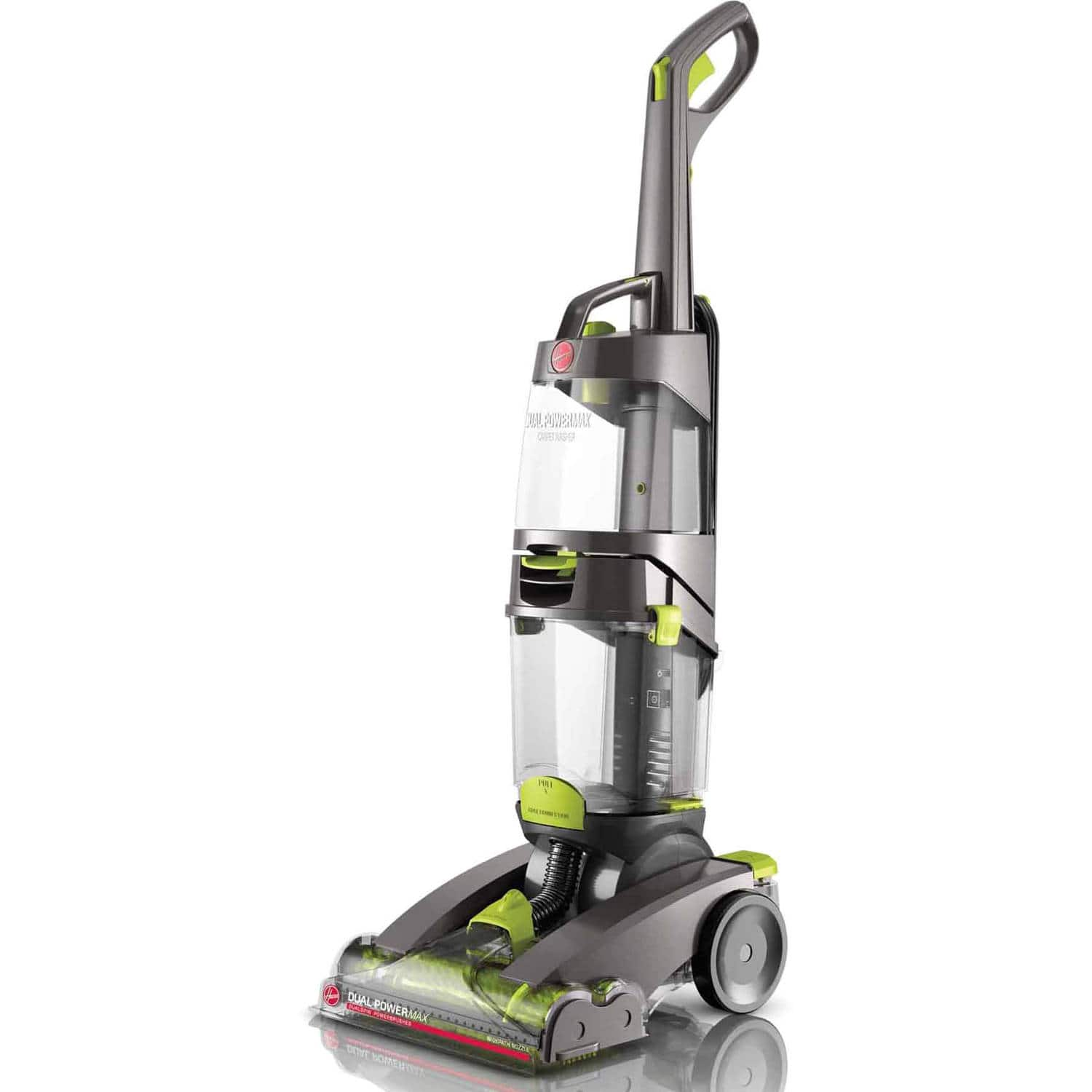 Hoover Dual Power Max Pet Carpet Cleaner on rollback for $99.00