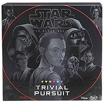 Trivial Pursuit: Star Wars The Black Series Edition - $13.48 @ Amazon