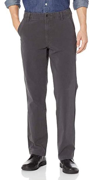 Dockers Men's Classic Fit Downtime Khaki Smart 360 Flex Pants $13.19 @Amazon
