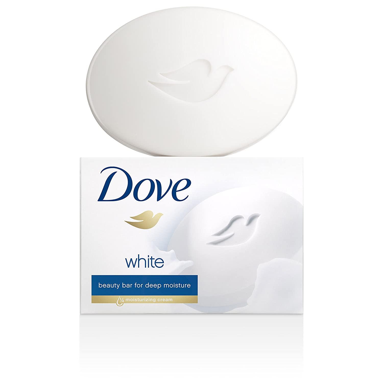 Dove Beauty White Bar 3.75 oz 20 Bars $15.00 AC @Amazon (backordered)
