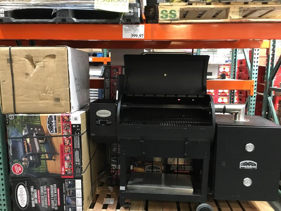 Costco B&M: Louisiana Grills LG900 Pellet Grill & Smoker - $399.97 - YMMV