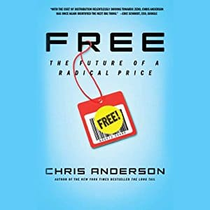 FREE: The Future of a Radical Price   - Audible Audiobook