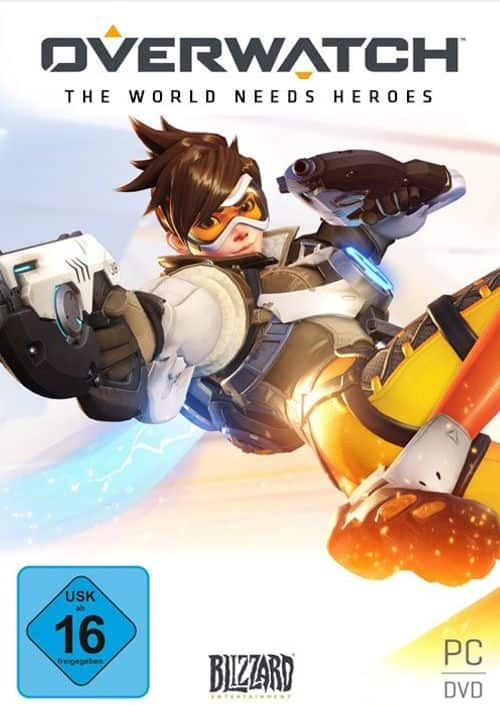 Cdkeys: (PC) Overwatch - Standard Edition PC $11.06 with Paypal code