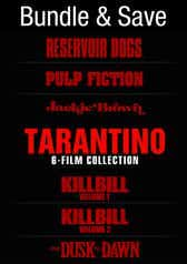 Tarantino 6-Film Collection in HDX $19.99