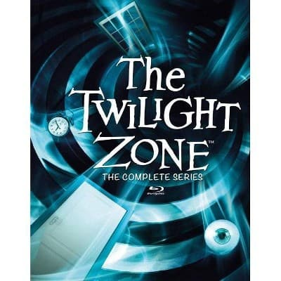 Twilight Zone: The Complete Series (Blu-ray) - Amazon Lightning Deal $39.99