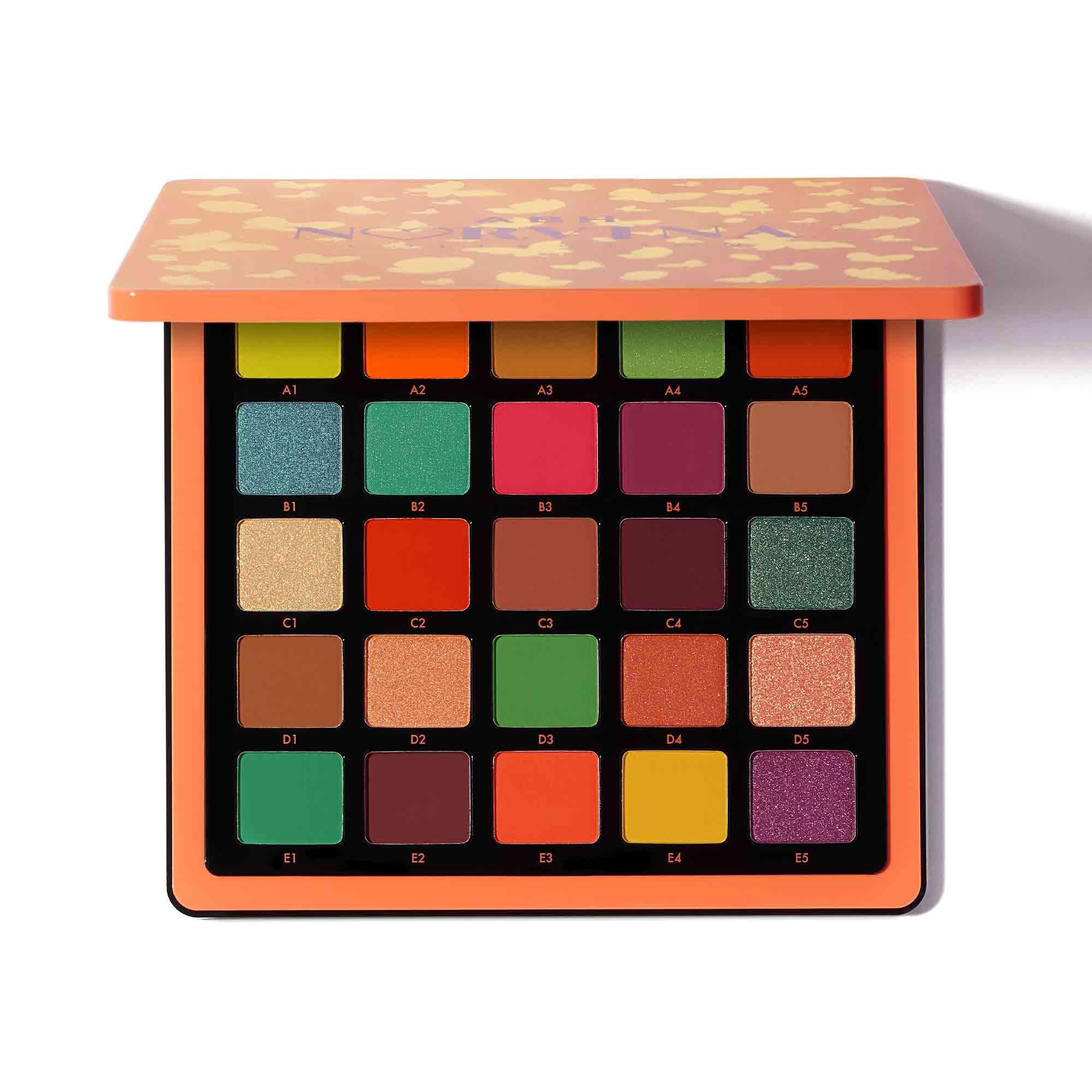 ANASTASIA BEVERLY HILLS Norvina® Pro Pigment Palette Vol. 3 $42