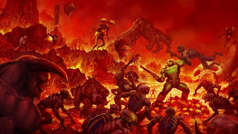 DOOM for Xbox One - Digital Version - 14.99$ + Free to play weekend all platforms