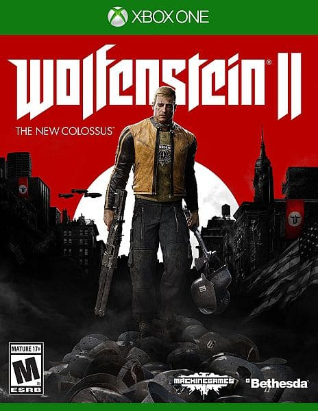 Wolfenstein II: The New Colossus (Disc) - Xbox One 29.99$, PS4 24.99$ $24.99