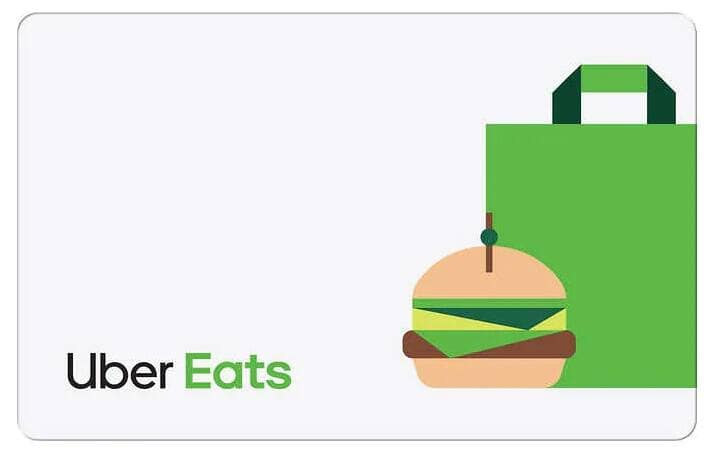 $100 Uber / Uber Eats Gift Cards for 79.99 @ Costco In Store YMMV