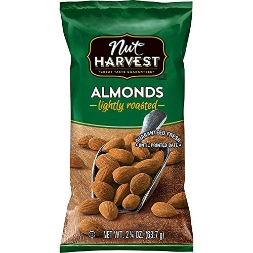 Nut Harvest Nut & Chocolate Mix, 2.25 Ounce (Pack of 16) As Low As $12.02