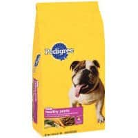 Amazon Deal: PEDIGREE Healthy Joints Targeted Nutrition Chicken Flavor Dry Dog Food, 3.5 lb. Bag (Pack of 5) $5.89 FS w/Prime (Temp. out of stock, but can order)