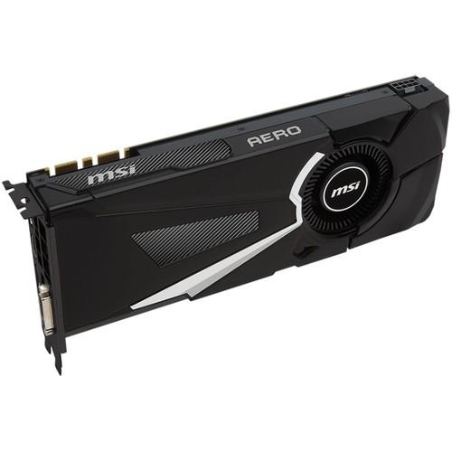 GeForce GTX 1080 AERO 8G OC Graphics Card $504.99 After Rebate, Plus Destiny 2