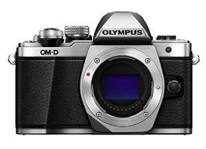 Olympus OM-D E-M10 Mark II Camera (Body Only) $450 on Amazon